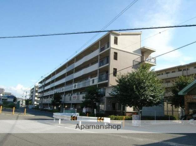大阪府枚方市、宮之阪駅徒歩12分の築20年 5階建の賃貸マンション