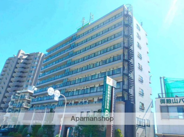 大阪府枚方市、牧野駅徒歩19分の築31年 10階建の賃貸マンション
