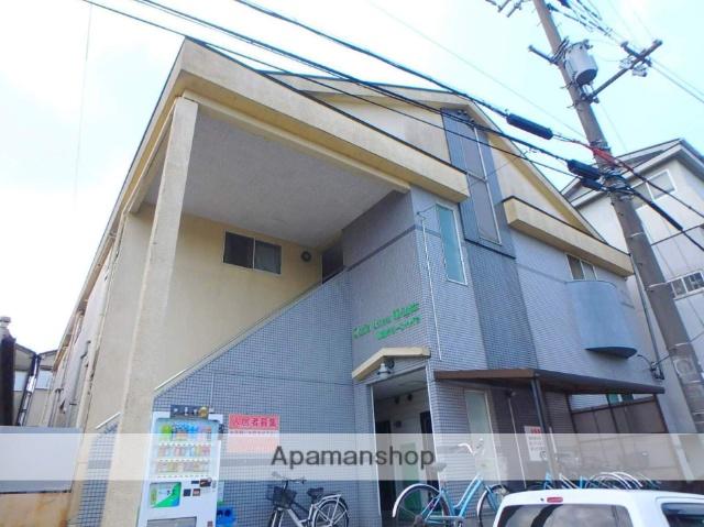 大阪府枚方市、藤阪駅徒歩31分の築26年 2階建の賃貸アパート