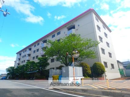 京都府八幡市、八幡市駅徒歩8分の築39年 5階建の賃貸マンション