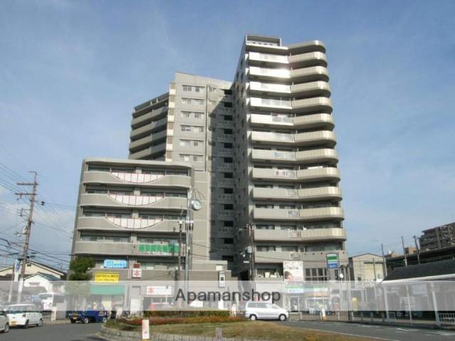 大阪府枚方市、藤阪駅徒歩19分の築15年 14階建の賃貸マンション
