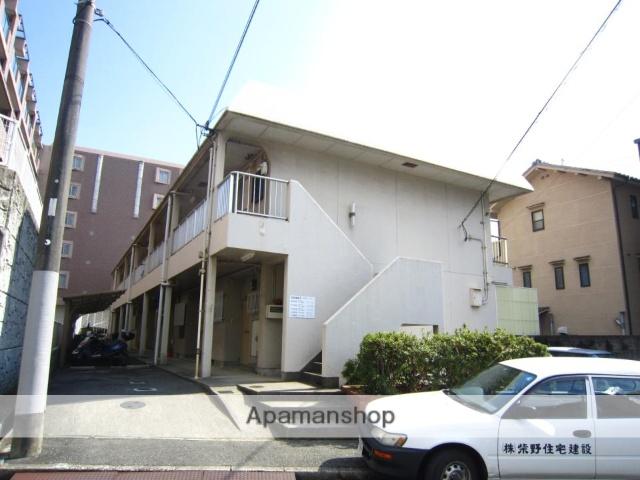 大阪府枚方市、長尾駅徒歩15分の築39年 2階建の賃貸マンション