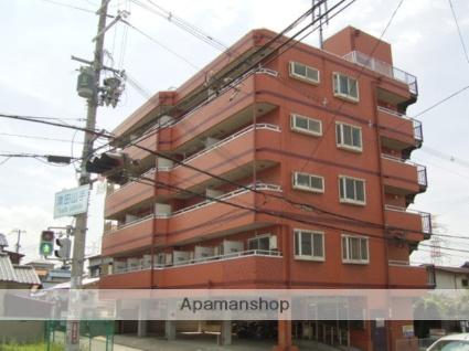 大阪府枚方市、長尾駅徒歩24分の築23年 5階建の賃貸マンション
