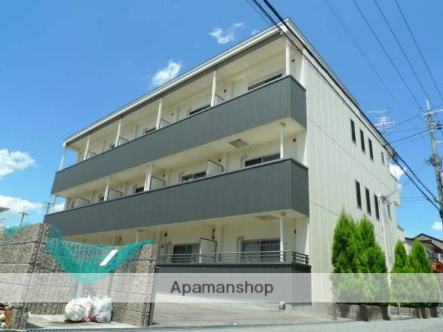 大阪府枚方市、枚方市駅徒歩21分の築8年 3階建の賃貸マンション