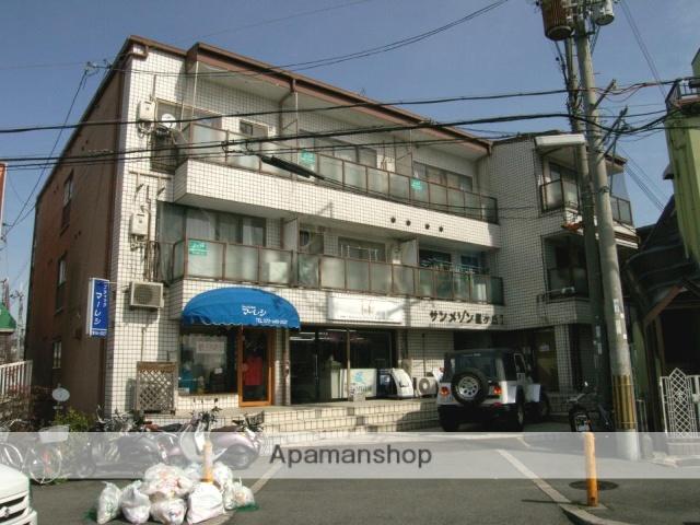 大阪府枚方市、宮之阪駅徒歩14分の築29年 4階建の賃貸マンション