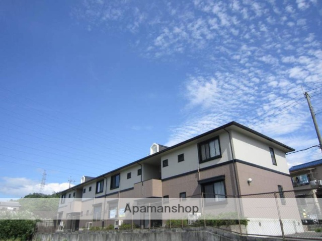 大阪府枚方市、津田駅徒歩3分の築16年 2階建の賃貸アパート