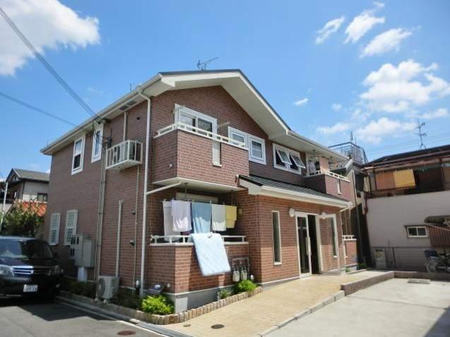 大阪府枚方市、枚方公園駅徒歩29分の築5年 2階建の賃貸アパート