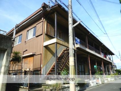 大阪府枚方市、牧野駅徒歩12分の築46年 2階建の賃貸アパート