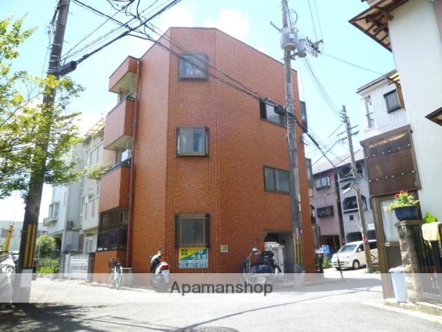 大阪府枚方市、御殿山駅徒歩11分の築21年 3階建の賃貸マンション