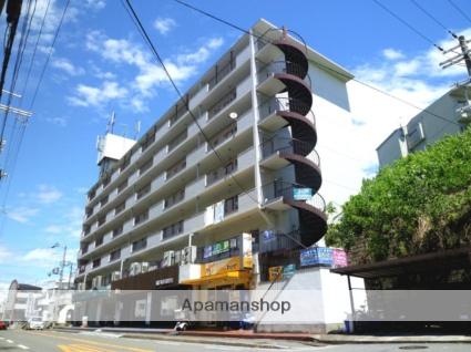 大阪府枚方市、枚方公園駅徒歩19分の築42年 7階建の賃貸マンション
