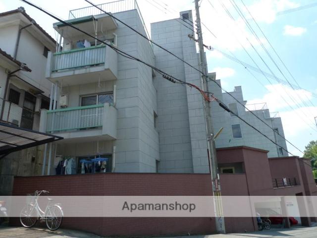 大阪府枚方市、枚方公園駅徒歩36分の築46年 4階建の賃貸マンション