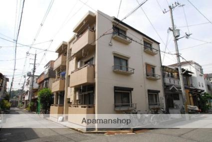 大阪府枚方市、枚方市駅徒歩12分の築22年 3階建の賃貸マンション