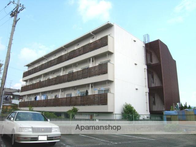 大阪府枚方市、長尾駅徒歩38分の築33年 4階建の賃貸マンション
