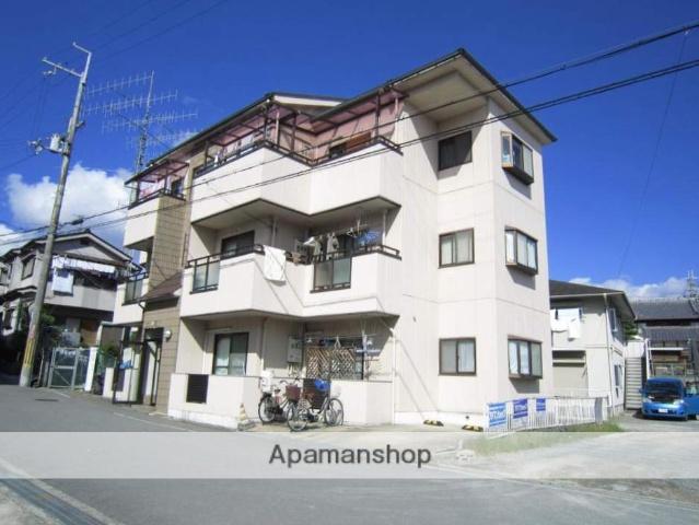 大阪府枚方市、長尾駅徒歩7分の築28年 3階建の賃貸マンション