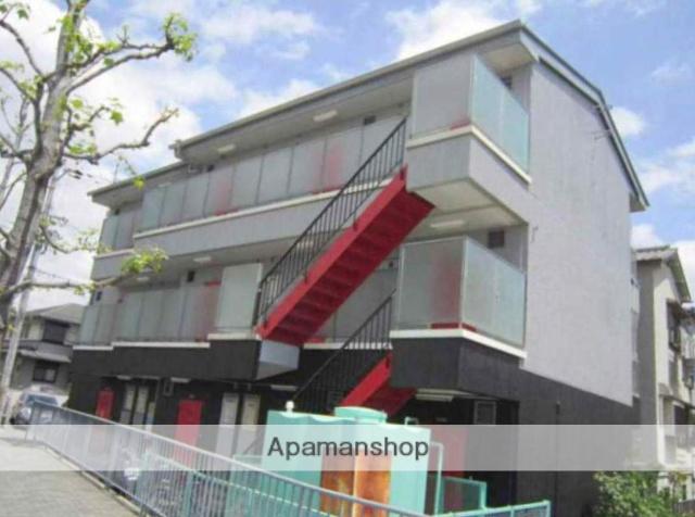 大阪府枚方市、樟葉駅徒歩36分の築31年 3階建の賃貸マンション