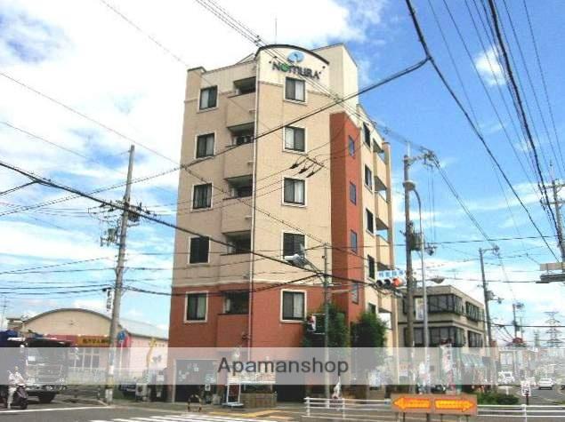 大阪府寝屋川市、星田駅徒歩16分の築13年 6階建の賃貸マンション