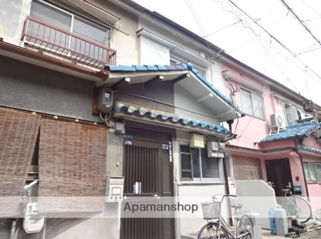 大阪府寝屋川市、香里園駅徒歩11分の築50年 2階建の賃貸テラスハウス
