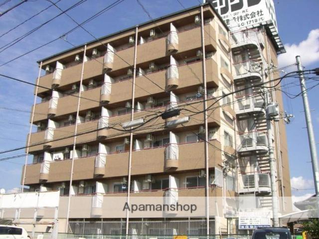 大阪府寝屋川市、萱島駅徒歩5分の築19年 6階建の賃貸マンション
