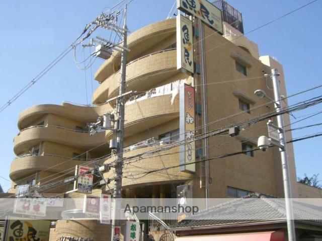 大阪府寝屋川市、寝屋川市駅徒歩3分の築27年 7階建の賃貸マンション