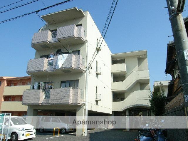 大阪府枚方市、星田駅徒歩26分の築24年 4階建の賃貸マンション