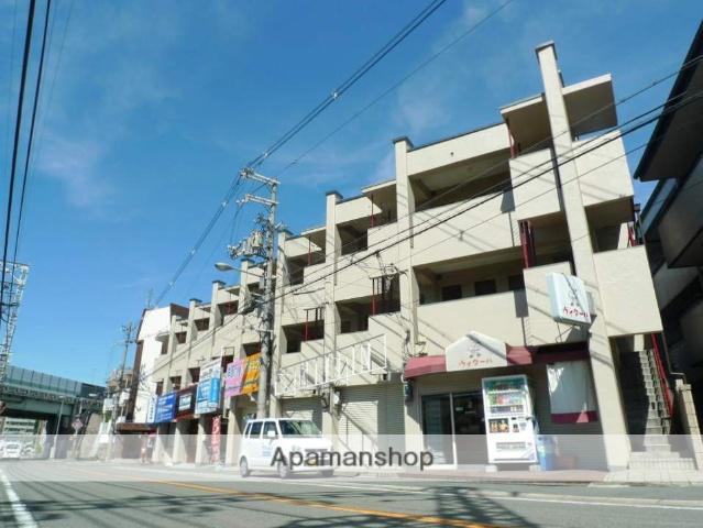 大阪府枚方市、枚方市駅徒歩29分の築31年 3階建の賃貸マンション