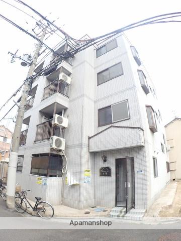 大阪府大東市、野崎駅徒歩24分の築25年 4階建の賃貸マンション