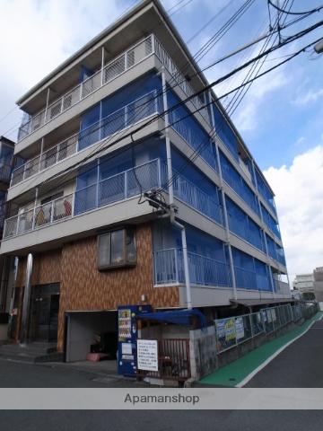 大阪府大東市、四条畷駅徒歩30分の築27年 5階建の賃貸マンション