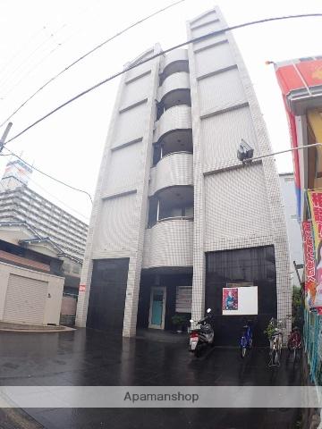 大阪府東大阪市、住道駅徒歩23分の築26年 5階建の賃貸マンション