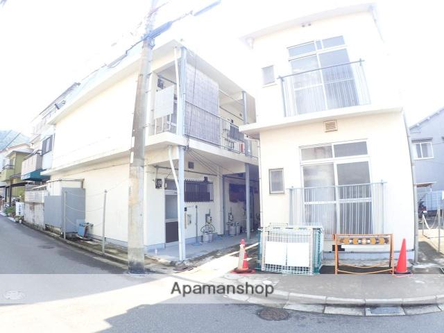 大阪府大東市、野崎駅徒歩7分の築45年 2階建の賃貸アパート