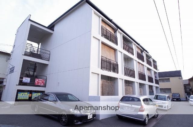 大阪府四條畷市、東寝屋川駅徒歩24分の築35年 3階建の賃貸マンション