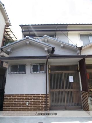 大阪府大東市、野崎駅徒歩19分の築45年 2階建の賃貸テラスハウス