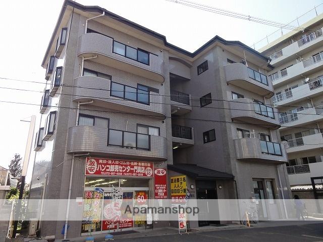 大阪府門真市、四条畷駅徒歩31分の築21年 4階建の賃貸マンション