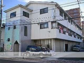 大阪府大東市、四条畷駅徒歩18分の築27年 3階建の賃貸マンション