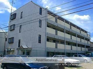 大阪府大東市、住道駅徒歩19分の築29年 4階建の賃貸マンション