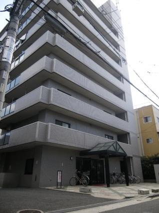 大阪府東大阪市、住道駅徒歩12分の築19年 8階建の賃貸マンション