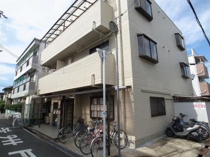 大阪府大東市、忍ケ丘駅徒歩28分の築28年 3階建の賃貸マンション
