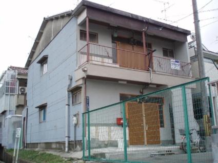 大阪府四條畷市、忍ケ丘駅徒歩13分の築48年 2階建の賃貸アパート