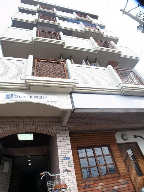 大阪府大東市、忍ケ丘駅徒歩27分の築28年 5階建の賃貸マンション
