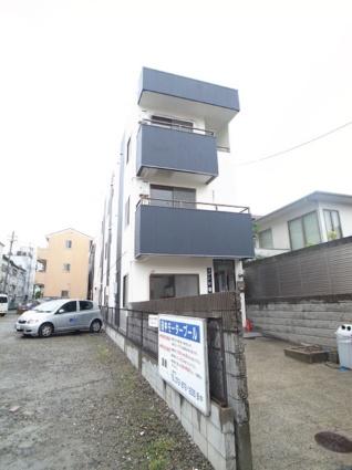 大阪府大東市、野崎駅徒歩29分の築27年 3階建の賃貸マンション