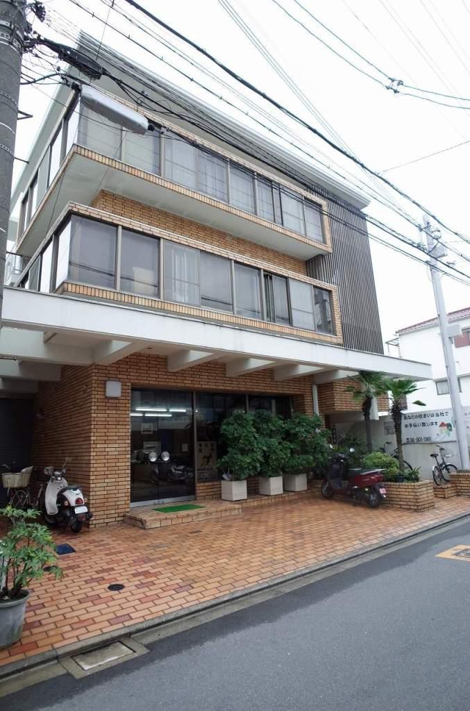 大阪府守口市、大和田駅徒歩28分の築35年 3階建の賃貸マンション