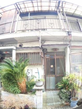 大阪府大東市、忍ケ丘駅徒歩34分の築47年 2階建の賃貸一戸建て