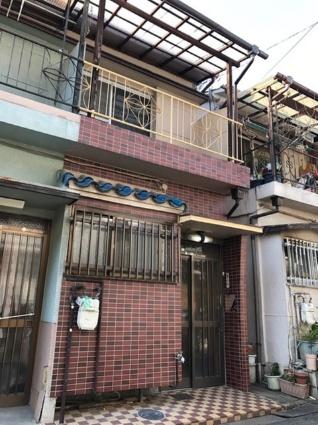 大阪府守口市、萱島駅徒歩19分の築36年 2階建の賃貸テラスハウス
