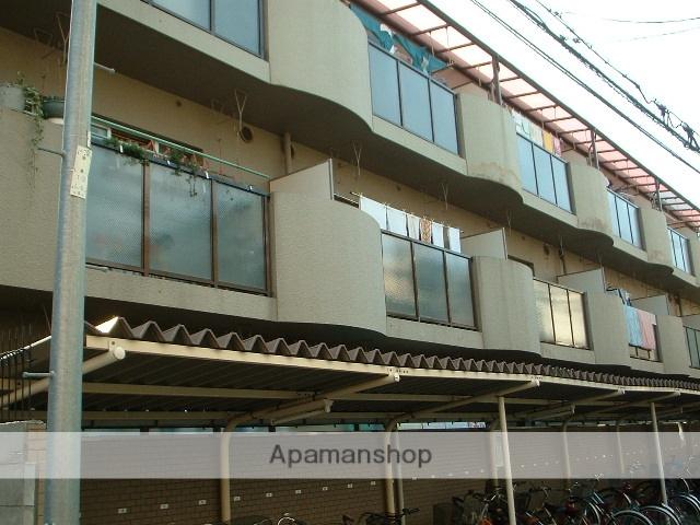 大阪府大阪市東淀川区、淡路駅徒歩17分の築22年 3階建の賃貸マンション