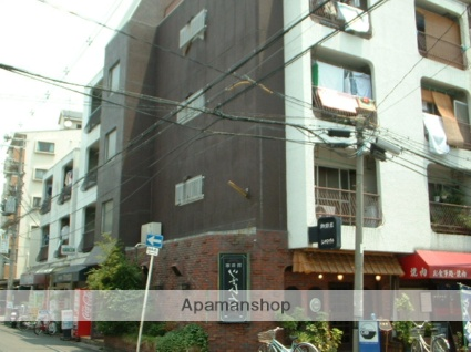 大阪府大阪市東淀川区、上新庄駅徒歩18分の築27年 4階建の賃貸マンション