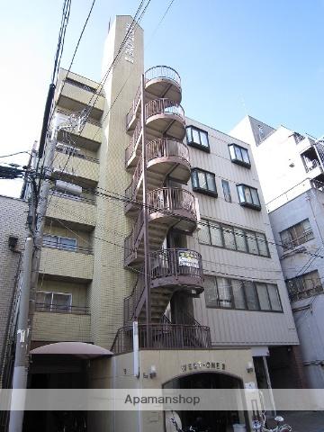 大阪府大阪市天王寺区、大阪上本町駅徒歩7分の築32年 7階建の賃貸マンション