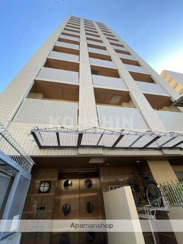 大阪府大阪市天王寺区、大阪上本町駅徒歩3分の築9年 13階建の賃貸マンション