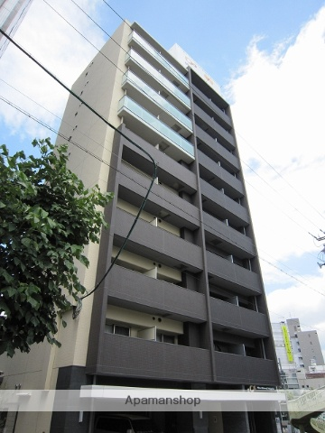 大阪府大阪市天王寺区、天王寺駅徒歩8分の築4年 10階建の賃貸マンション