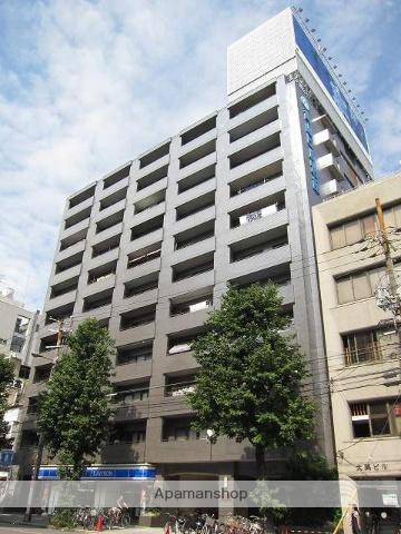 大阪府大阪市天王寺区、大阪上本町駅徒歩9分の築30年 11階建の賃貸マンション