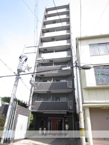 大阪府大阪市中央区、近鉄日本橋駅徒歩9分の築7年 10階建の賃貸マンション