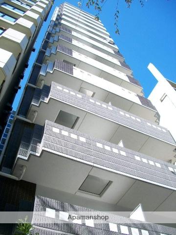 大阪府大阪市中央区、近鉄日本橋駅徒歩6分の築6年 15階建の賃貸マンション